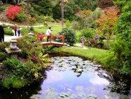 Powerscourtské zahrady
